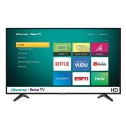 Télévision Hisense 32 Pouces (80 Cm) Smart TV LED Full HD
